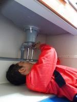 キッチン・洗面所の排水詰まり